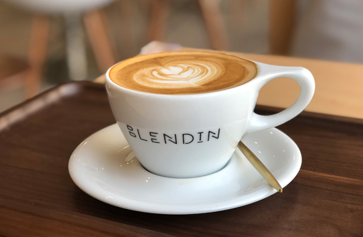 Blendin Coffee Club - Built By Flywheel