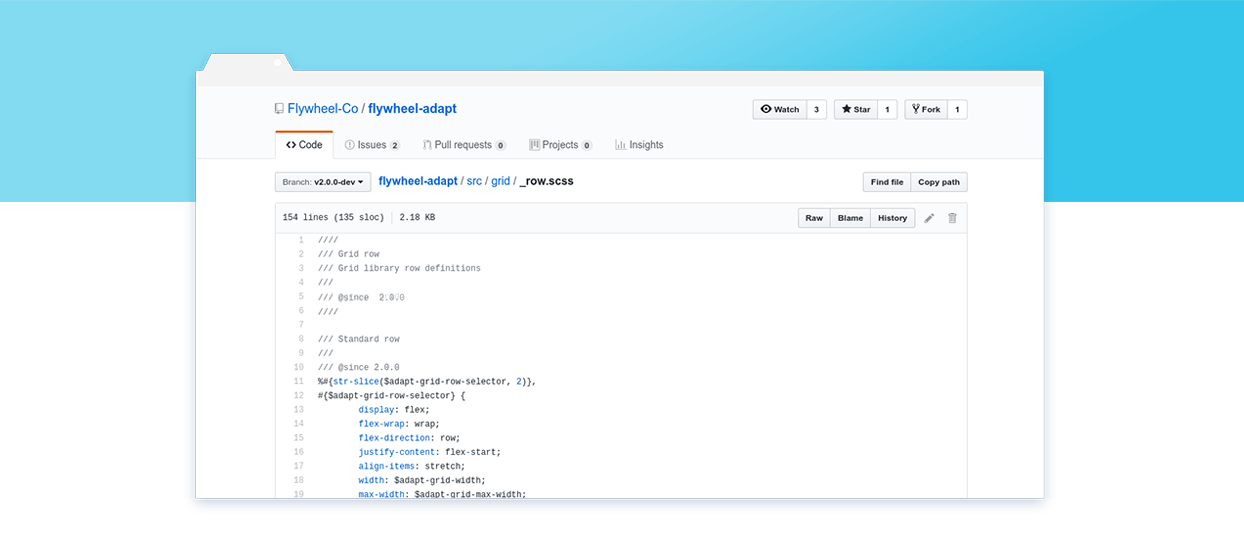 Flywheel Adapt: A Library For Faster Styling