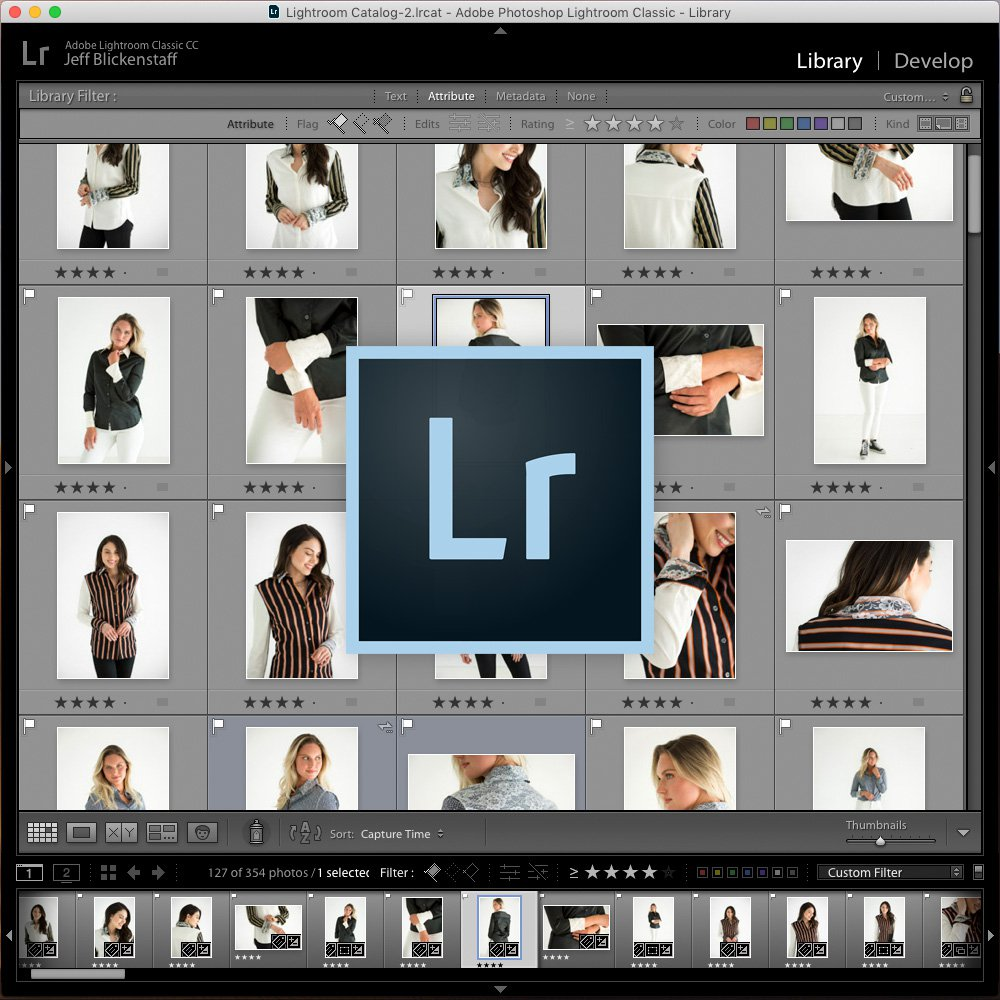 How We Use Lightroom to Cull, Sort, and Rate Our Photo Shoots