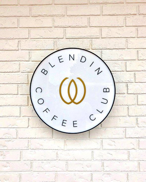 BlendIn Exterior Signage