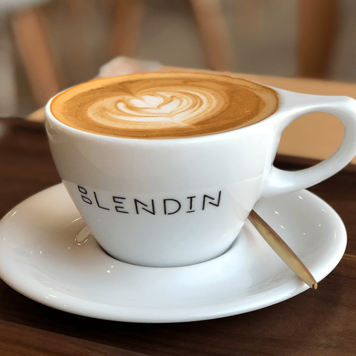 BlendIn Coffee Club