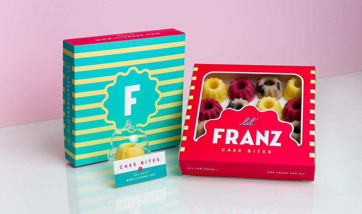 Lil' Franz Box Size Comparison