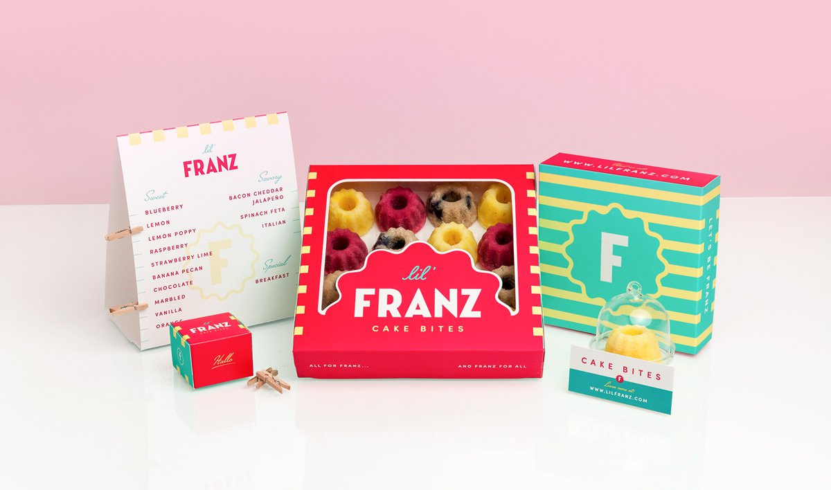 Lil' Franz Cafe Display