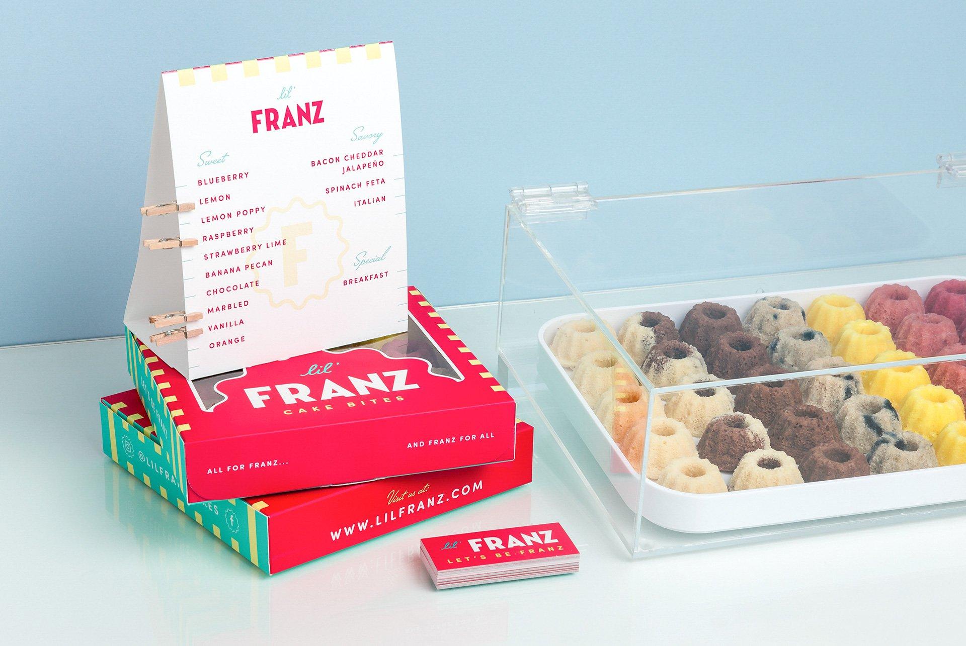 Lil Franz Promotional Setup