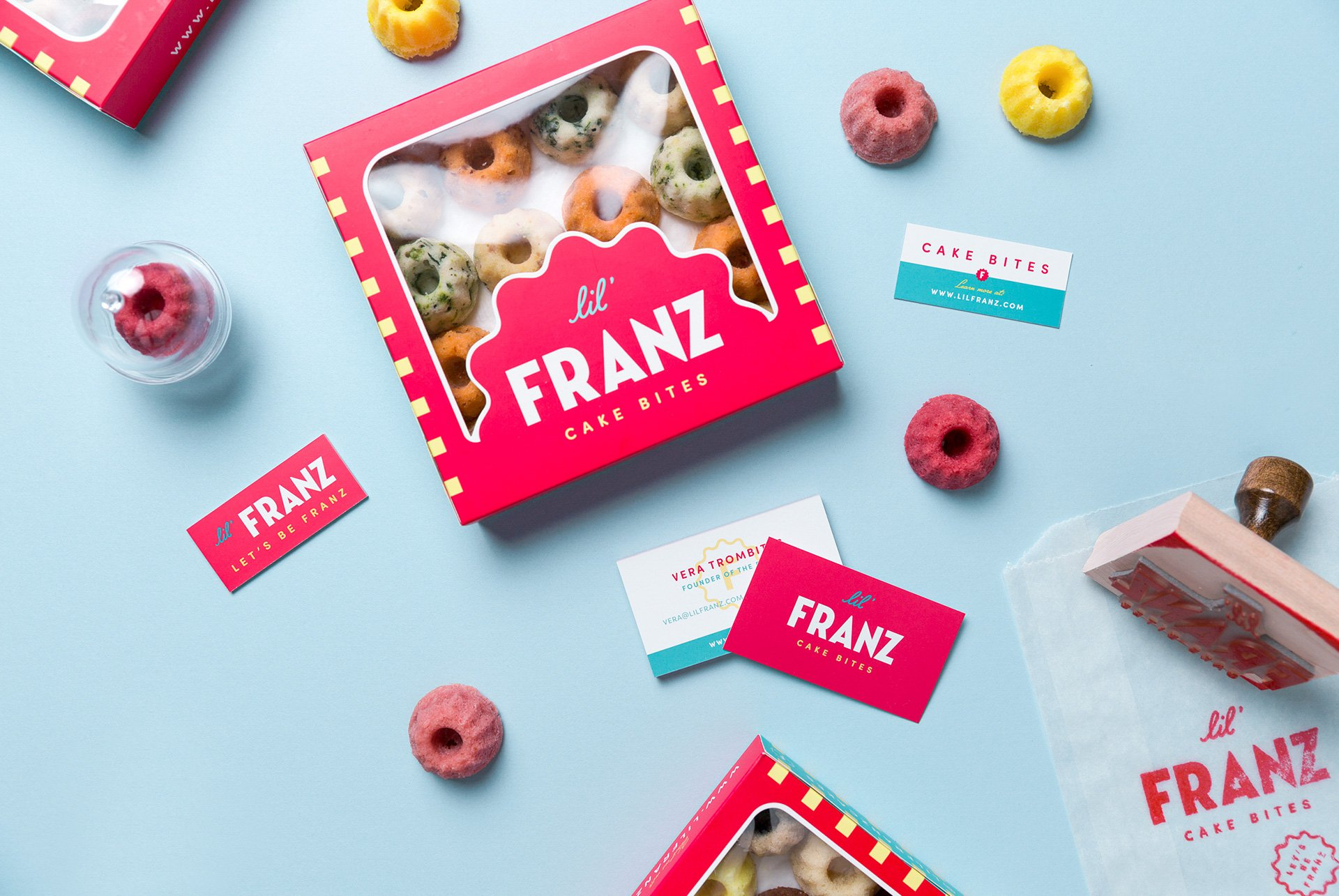 Lil Franz Packaging Design