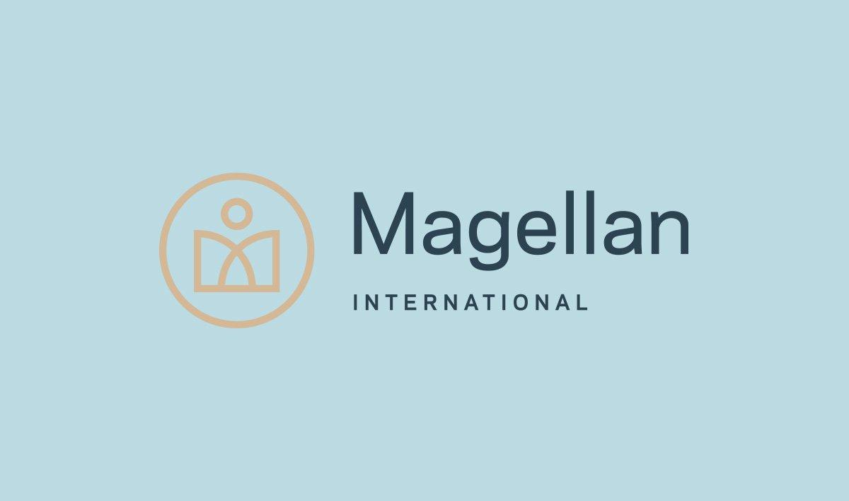 Magellan International Logo Variation