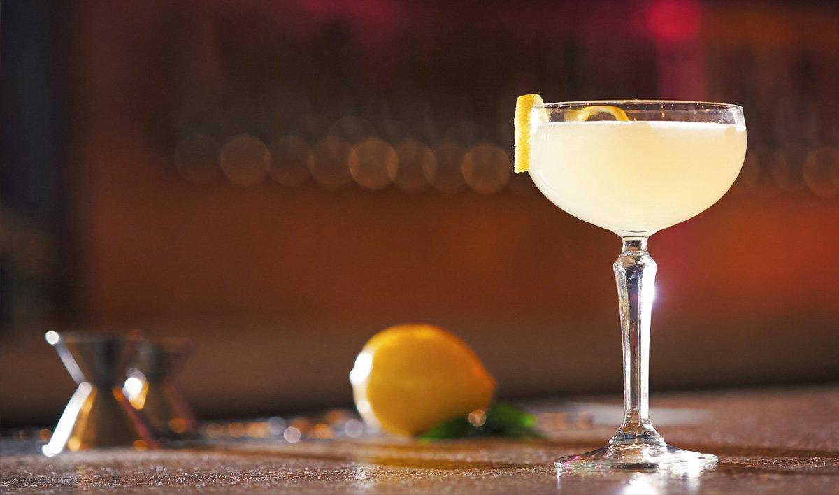 Presidio Cocktail Photo