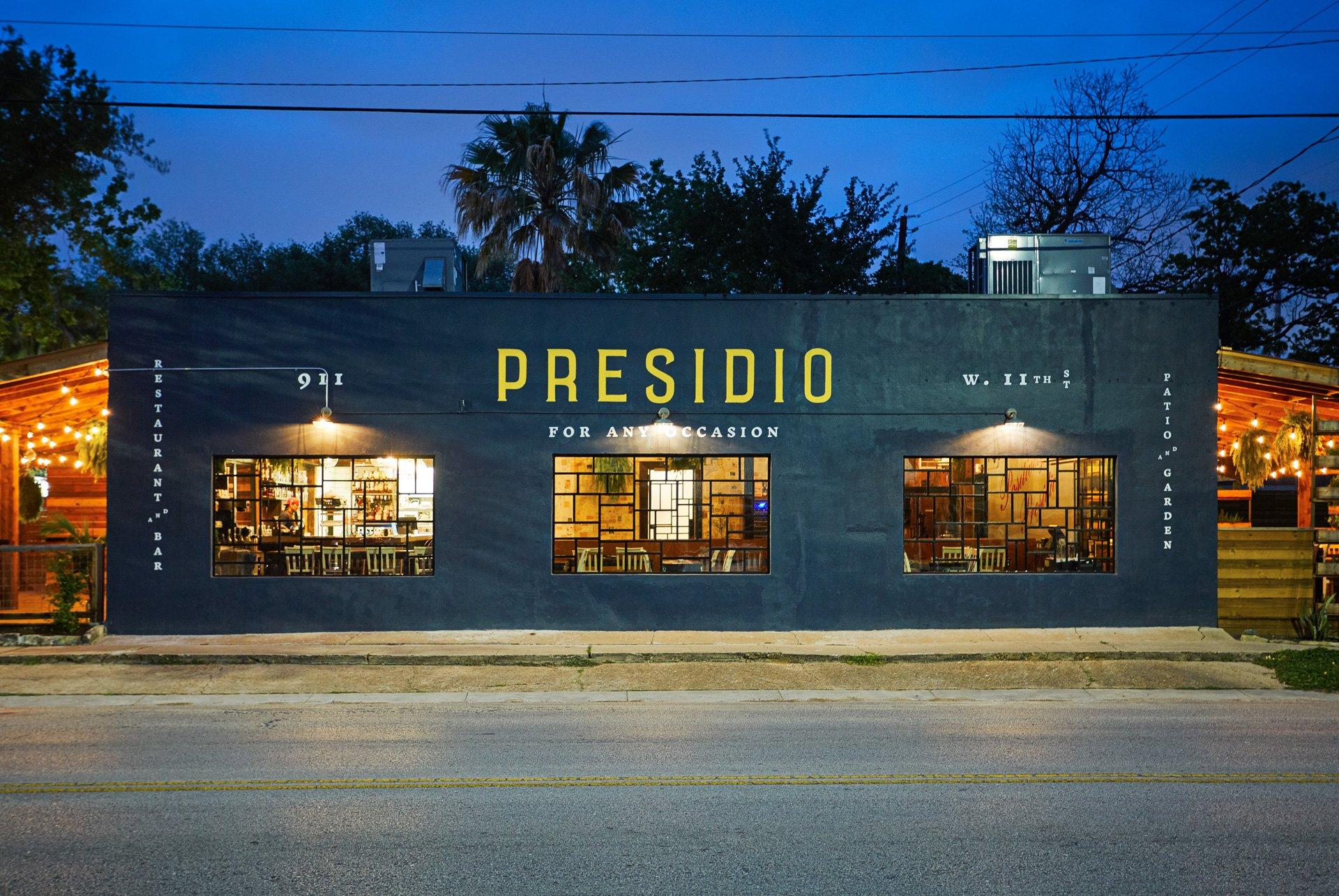 Presidio Exterior Restaurant Photo