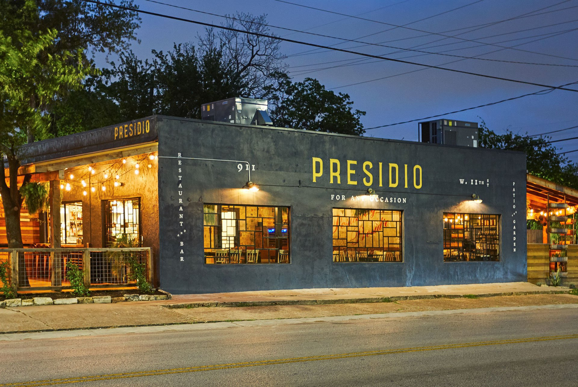 Presidio Restaurant & Bar