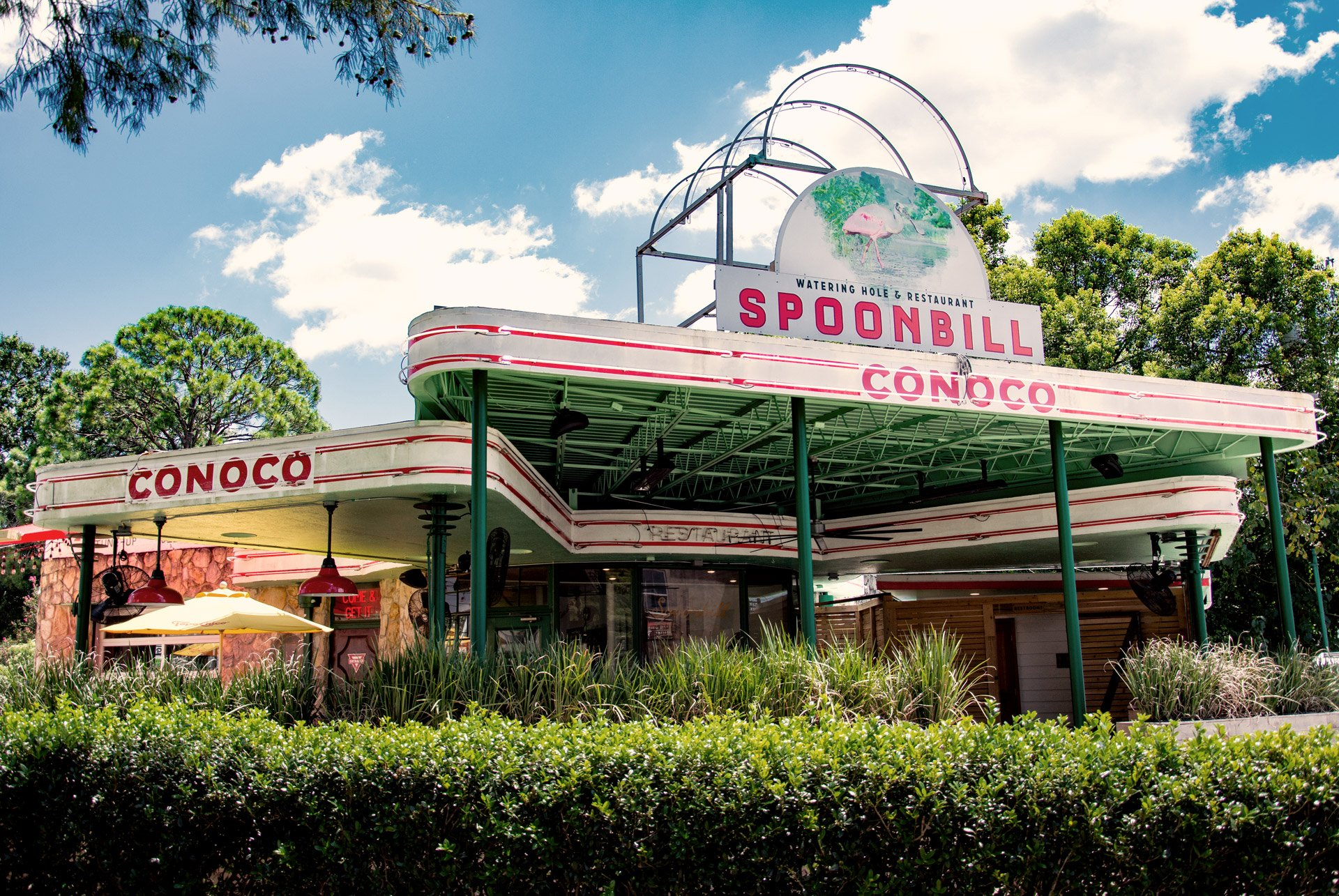 Spoonbill Watering Hole & Restaurant